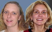 Dr. Nancy Kelley-Gillespie and Dr. Karen Rolf